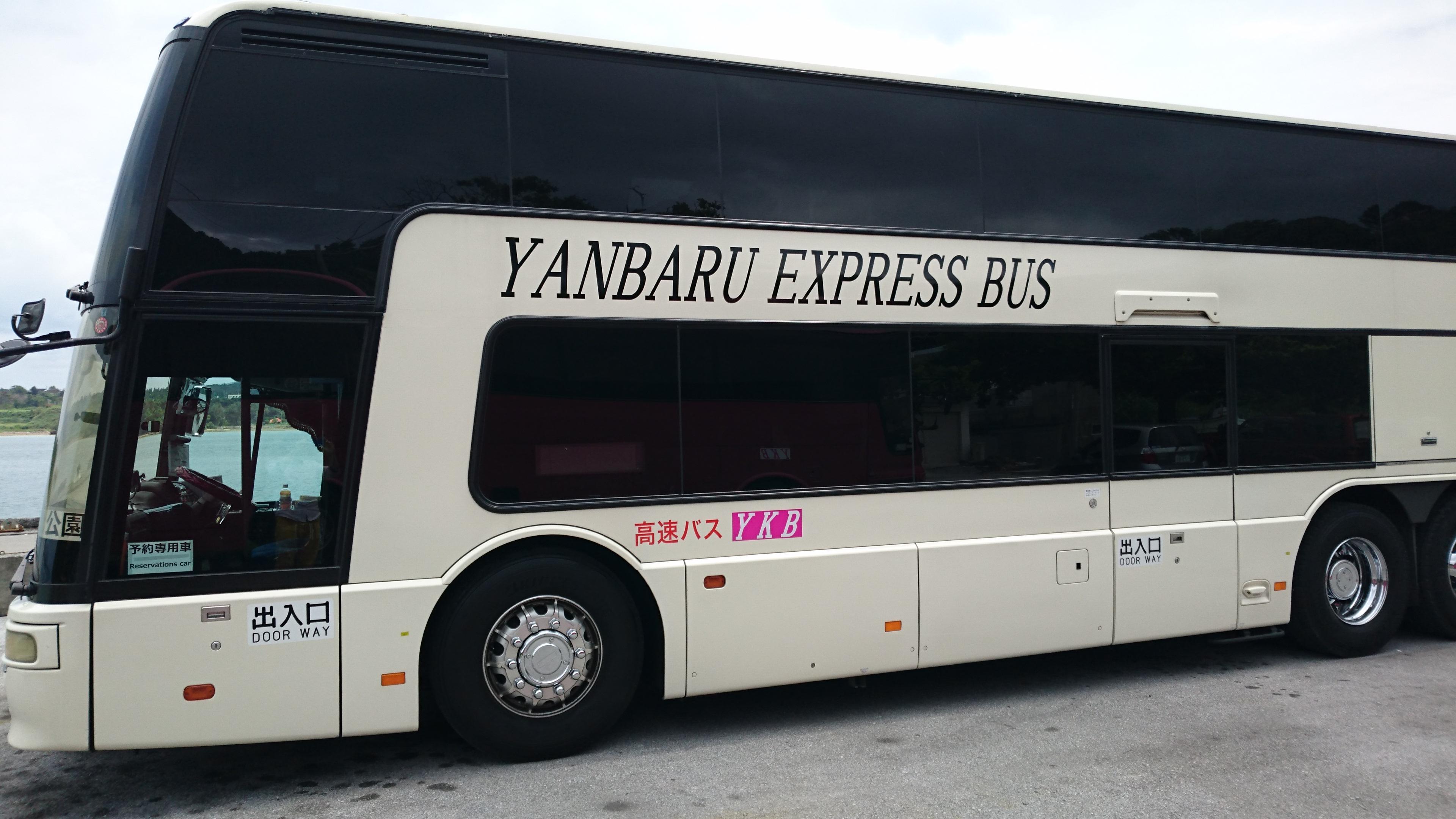 バスの側面画像